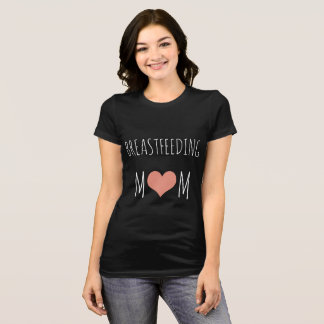 Brust-Füttern des Mamma-Shirts T-Shirt