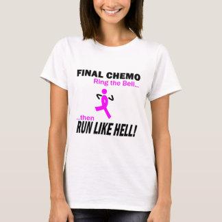 Brustkrebs - abschließendes Chemo lassen sehr viel T-Shirt