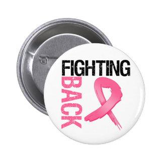 Brustkrebs bekämpfen runder button 5,1 cm