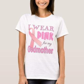 Brustkrebs-Bewusstsein für Patin T-Shirt