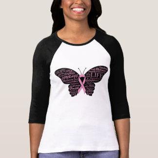 Brustkrebs-Bewusstsein T-Shirt