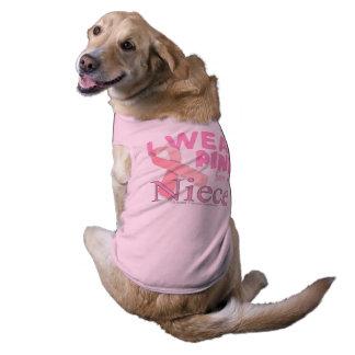 Brustkrebs-Bewusstseinsnichte T-Shirt