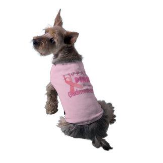 Brustkrebs-Bewusstseinspatin Shirt