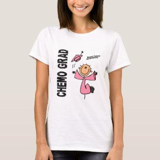 Brustkrebs CHEMO ABSOLVENT 1 T-Shirt