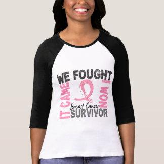 Brustkrebs des Überlebend-5 T-Shirt