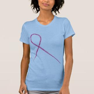 Brustkrebs-Shirt T-Shirt