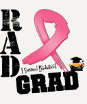 Brustkrebs-Strahlentherapie-KRASSER Absolvent Hemd