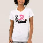 Brustkrebs-Strahlentherapie-KRASSER Absolvent Tshirt