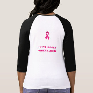 Brustkrebs T-Shirt