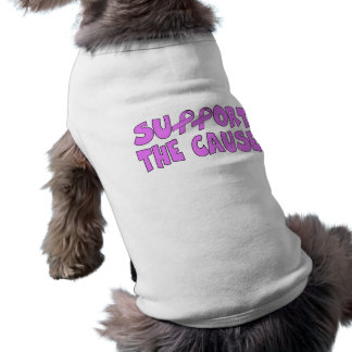 Brustkrebs-Ursache T-Shirt
