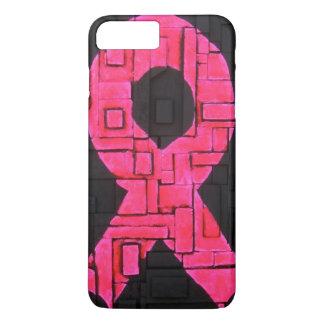 Brustkrebsfall iPhone 8 Plus/7 Plus Hülle