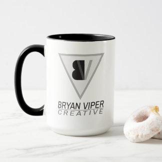Bryan-Viper-kreative Logo-Tasse Tasse