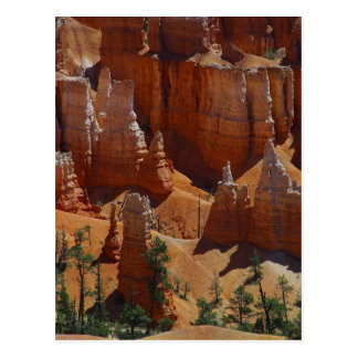 Bryce Schlucht-Nationalpark 3 Postkarte