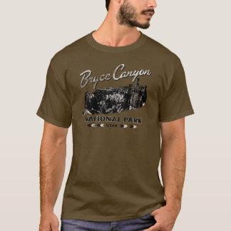 Bryce Schlucht-Nationalpark-T-Stück T-Shirt