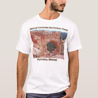 Bryce Schlucht-Natürliche Brücke T-Shirt