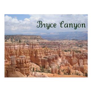 Bryce Schlucht-Postkarte Postkarte