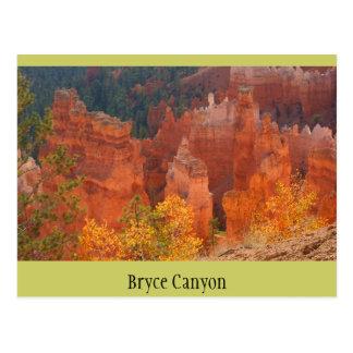Bryce Schlucht Utah Postkarte