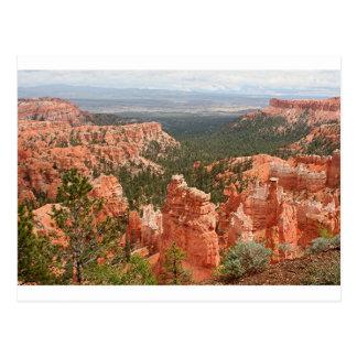 Bryce Schlucht, Utah, USA 10 Postkarte