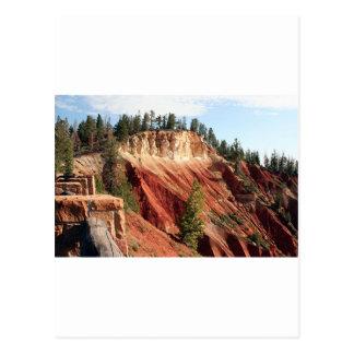 Bryce Schlucht, Utah, USA 4 Postkarte