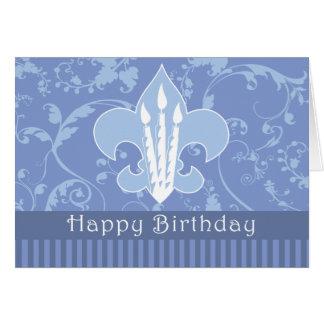 BSA alles- Gute zum Geburtstagkarte Karte