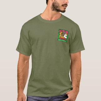 BT0016 - Schlechter Thunfisch-Knochen-Saal T-Shirt