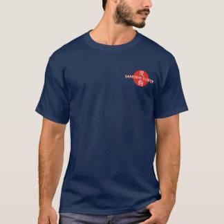 BT213 - Samurai-Surfer-T-Stück T-Shirt