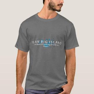 BT281B - Team-großes Insel Sportfishing T-Shirt