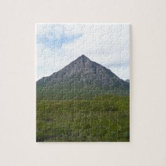 Buachaille Etive Mòr, Schottland Puzzle
