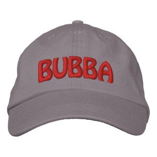 Bubba Lustiger Redneck-Name Bestickte Baseballkappe