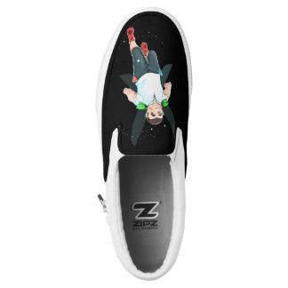 Bubba Zipz Beleg auf Schuhen Slip-On Sneaker