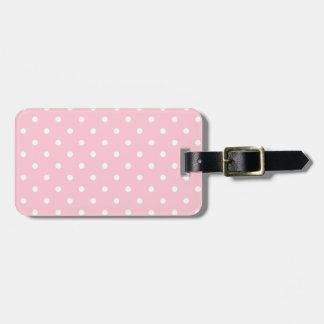 Bubblegum Rosa Gepäckanhänger