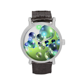 Bubbles Uhr