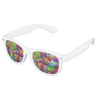 Bubles erwachsene Party-Schatten Partybrille