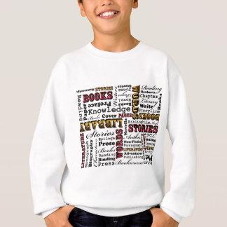 Buch-Buch-Bücher! Sweatshirt