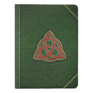 Buch des Schatten-Abdeckungs-Notizbuches groß