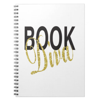 Buch-Diva Notizblock