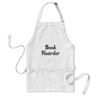 Buch-Hamsterer Schürze