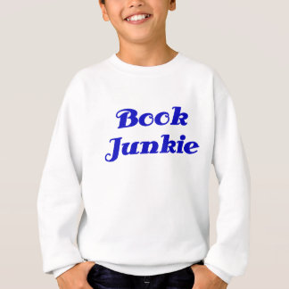Buch-Junkie Sweatshirt
