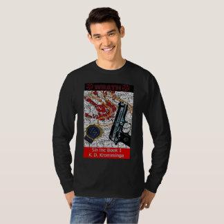 Buch-Kunst durch K.D. Kromminga--Wraith, Sin Inc. T-Shirt
