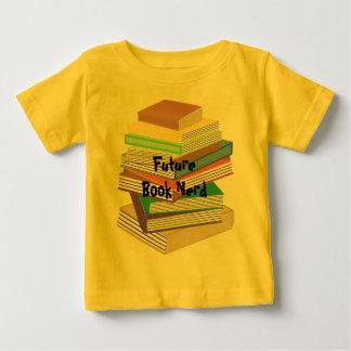 Buch-Nerd Baby T-shirt