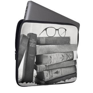 Buch-Nerd Laptop Sleeve