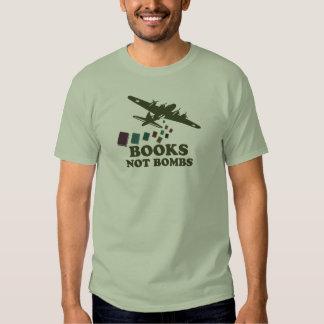 Buch-nicht Bomben Shirts