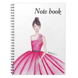 Buch Prinzessin-Anmerkung