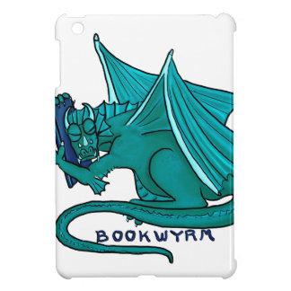Buch-Umarmung Bookwyrm iPad Mini Hülle