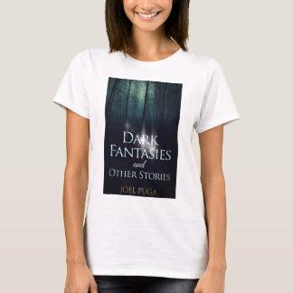 """Bucheinband """"der dunklen Fantasien"""" durch Joel T-Shirt"""