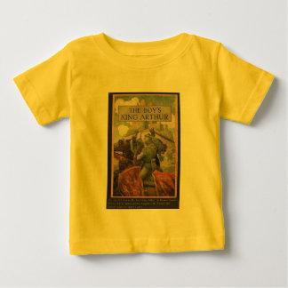 Bucheinband Jungen-König-Arthur Baby T-shirt
