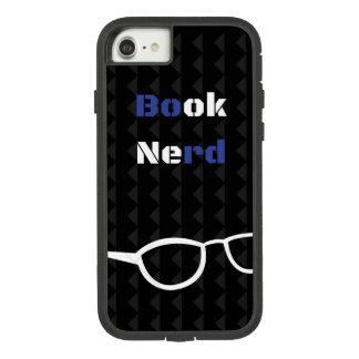 Buchen Sie Nerdtelefonkastenschwarzblau und -WEISS Case-Mate Tough Extreme iPhone 8/7 Hülle