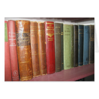 Bücher Karte