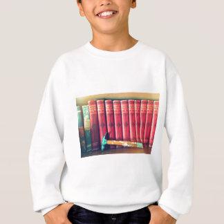 Bücher sind stärker als Hämmer Sweatshirt