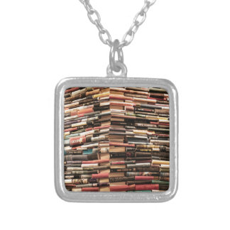 Bücher Versilberte Kette